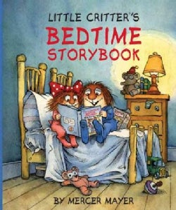 Little Critter's Bedtime Storybook (Hardcover)
