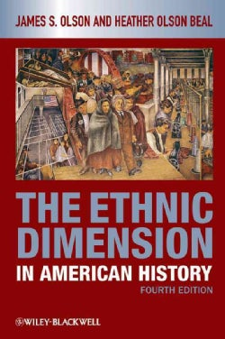 The Ethnic Dimension in American History (Paperback)