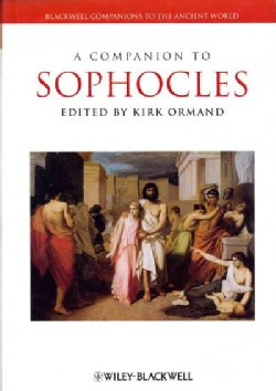 A Companion to Sophocles (Hardcover)