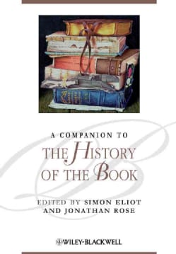 A Companion to the History of the Book (Paperback)