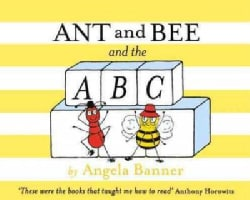Ant and Bee and the ABC (Hardcover)
