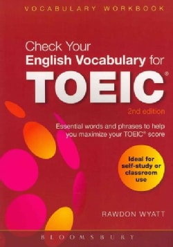 Check Your English Vocabulary for TOEIC (Paperback)