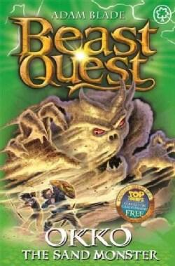 Okko the Sand Monster (Paperback)
