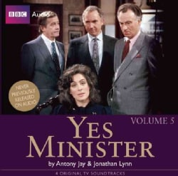 Yes Minister: The Official Visit/ Equal Opportunities/ The Challenge/ The Bed of Nails (CD-Audio)