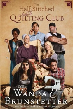 The Half-Stitched Amish Quilting Club (Hardcover)