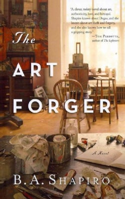 The Art Forger (Hardcover)
