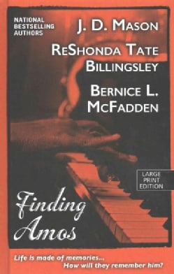 Finding Amos (Hardcover)