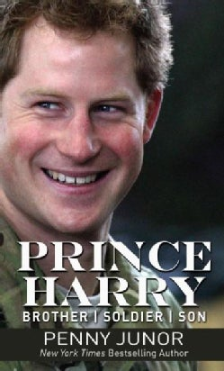 Prince Harry: Brother, Soldier, Son (Hardcover)