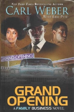 Grand Opening: A Family Business (Hardcover)