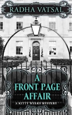 A Front Page Affair (Hardcover)