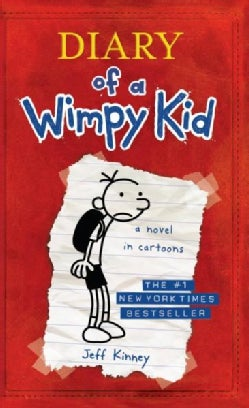 Diary of a Wimpy Kid: Greg Heffley's Journal (Hardcover)