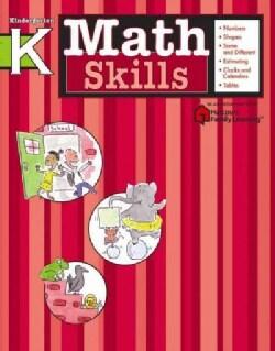 Math Skills: Grade K (Paperback)