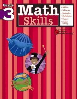 Math Skills: Grade 3 (Paperback)