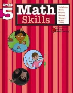 Math Skills: Grade 5 (Paperback)