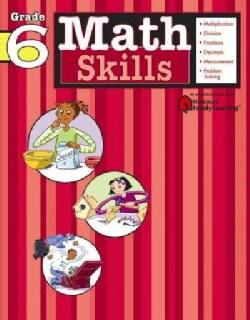 Math Skills: Grade 6 (Paperback)