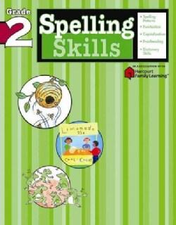 Spelling Skills: Grade 2 (Paperback)
