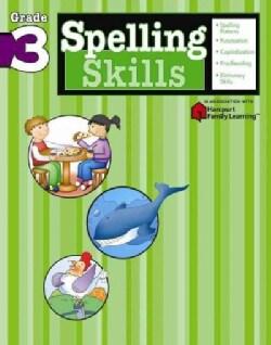 Spelling Skills: Grade 3 (Paperback)