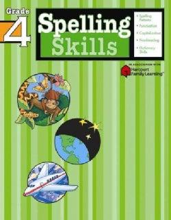 Spelling Skills: Grade 4 (Paperback)