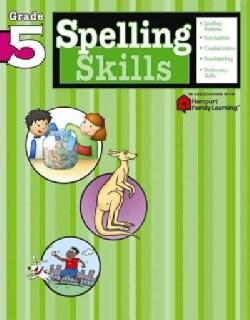 Spelling Skills: Grade 5 (Paperback)