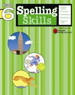 Spelling Skills: Grade 6 (Paperback)