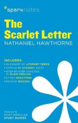 SparkNotes The Scarlet Letter (Paperback)