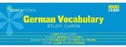 German Vocabulary Study Cards (Cards)