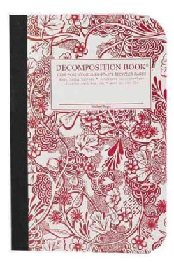 Wild Garden Pocket-Size Decomposition Book: College-ruled Composition Notebook With 100% Post-consume... (Notebook / blank book)