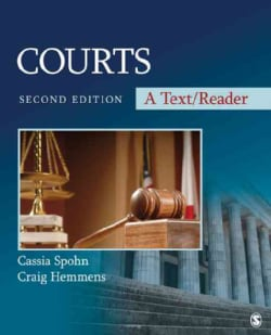 Courts: A Text / Reader (Paperback)