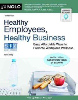 Healthy Employees, Healthy Business: Easy, Affordable Ways to Promote Workplace Wellness (Paperback)