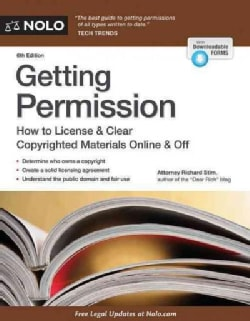 Getting Permission: How to License & Clear Copyrighted Materials Online & Off (Paperback)