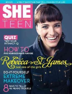 She Teen: Safe, Healthy, And Empowered (Paperback)