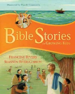 Bible Stories for Growing Kids (Hardcover)