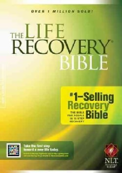 Life Recovery Bible: New Living Translation, Repackage (Paperback)