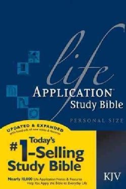 Life Application Study Bible: King James Version, Personal Size (Paperback)
