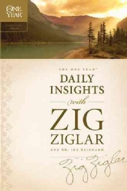 The One Year Daily Insights (Paperback)