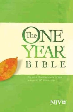Holy Bible: The New International Version, Arranged in 365 Daily Readings (Paperback)