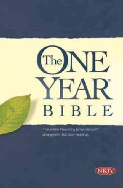 The One Year Bible: New King James Version (Paperback)