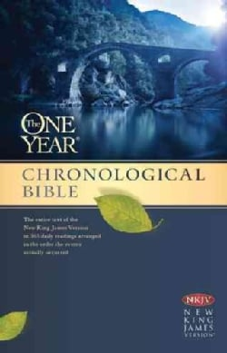 The One Year Chronological Bible: New King James Version (Hardcover)