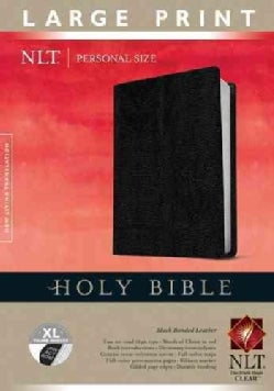 Holy Bible: New Living Translation Bonded Leather Personal Size (Paperback)