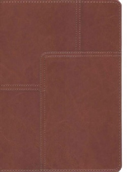 Life Application Study Bible: New Living Translation, Midtown Brown, LeatherLike (Paperback)