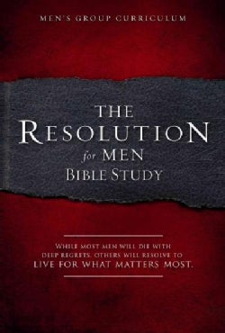 The Resolution for Men Bible Study (Paperback)