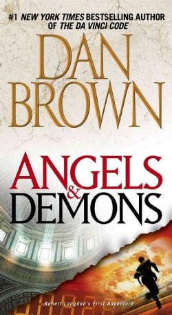 Angels & Demons (Paperback)