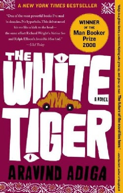 The White Tiger (Paperback)