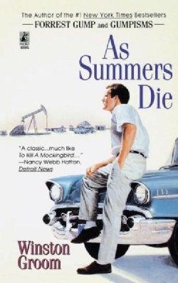 As Summers Die (Paperback)