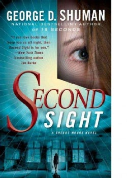 Second Sight: A Novel of Psychic Suspense (Paperback)