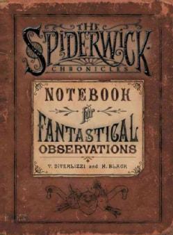 Notebook for Fantastical Observations (Hardcover)