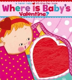 Where Is Baby's Valentine? (Board book)