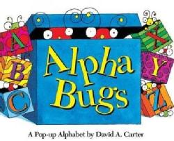 Alpha Bugs: A Pop-up Alphabet (Hardcover)