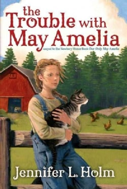 The Trouble with May Amelia (Paperback)