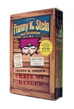 Franny K. Stein's Crate of Danger (Paperback)